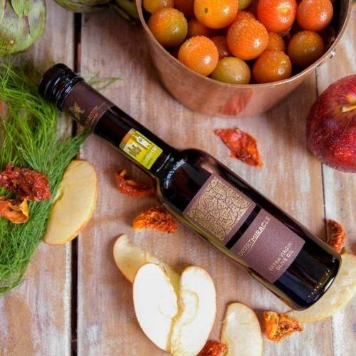 Desert Miracle olijfolie met fruit