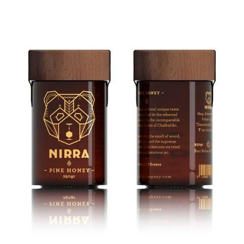 Nirra Pine Honey groot